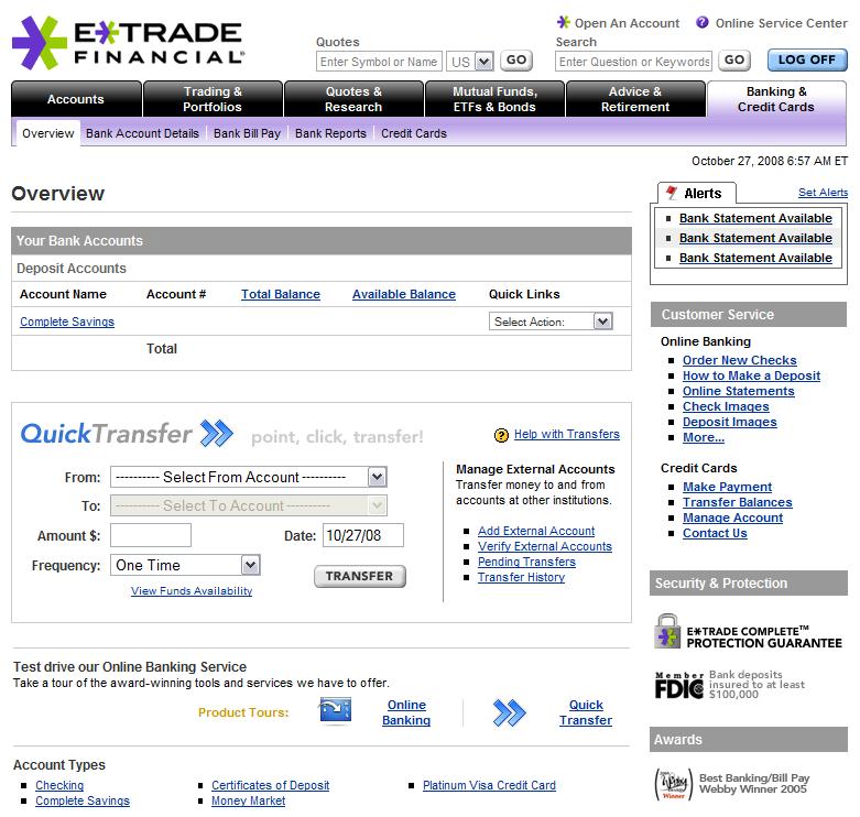 E*TRADE Broker Review – A Retail Investor's Dream Come True   Penny